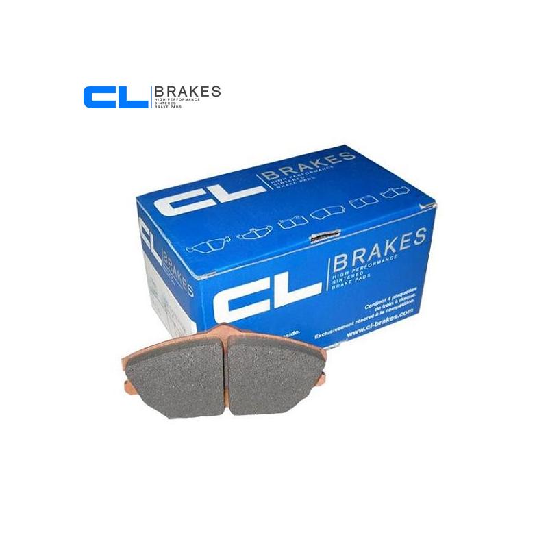 plaquettes de frein cl brakes rc6 pour renault clio 3 rs avant. Black Bedroom Furniture Sets. Home Design Ideas