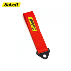 Sangle de Traction Sabelt Rouge