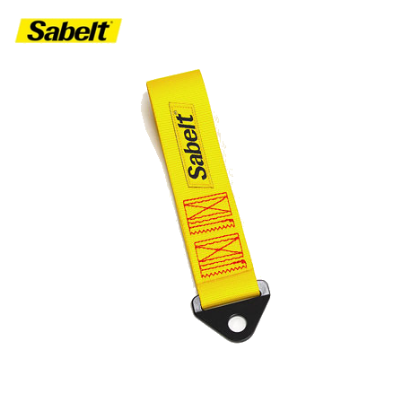 Sangle de Traction SABELT Jaune