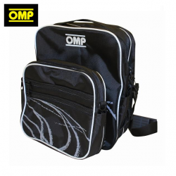 Sac copilote OMP Co Driver Plus Noir