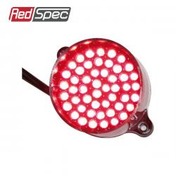 Feu de pluie REDSPEC FIA 50 LED 12V