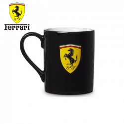 Mug FERRARI Logo noir