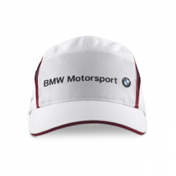 Casquette BMW MOTORSPORT Team Blanc