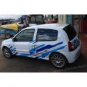 Kit déco Rallye Clio Ragnotti 769/765