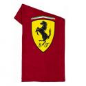 Serviette de bain FERRARI Logo rouge - Formule 1