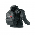 Sac à dos avec veste de pluie SEBASTIEN LOEB RACING noir